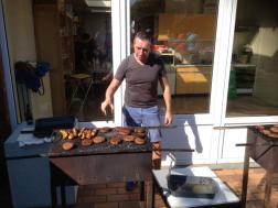 � Simonne Troosters bbq